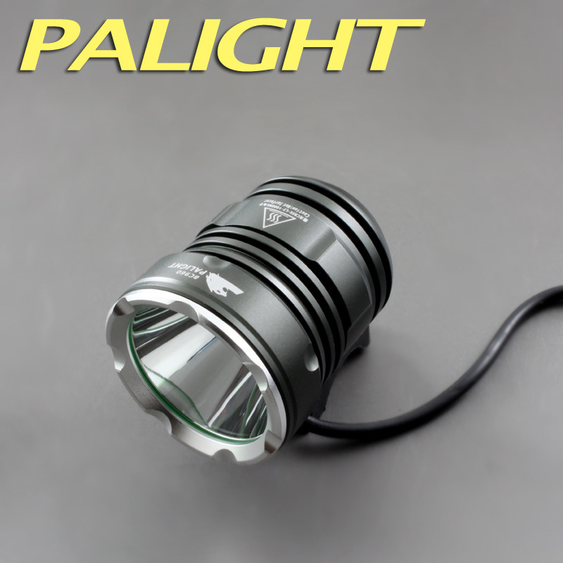 Pa light genuine long-range outdoor headlamp charging T6L2 18650 Super 20W 10W night fishing Bicycle Light(China (Mainland))