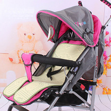 The New Baby Stroller Car Mat Double Maternal Stroller Accessories Infant Children Mats For Summer