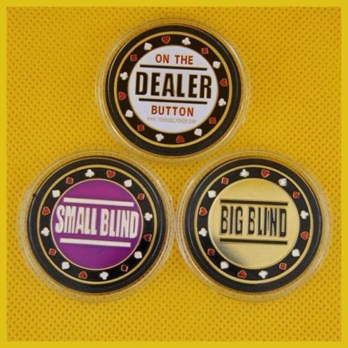 Poker little blind big blind