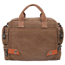 VEEVAN Man Fashionable Canvas Bag Male Shoulder Bags High Quality Laptop Briefcase bolsas femininas 2016 Men Messenger Bags(China (Mainland))