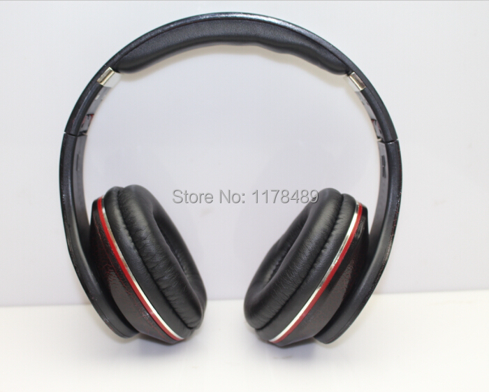 Bluetooth Wireless Headphone Over-ear DJ Stereo Bluetooth Headsets Earphone With Seal Box Accessories Headphones For Cellphone