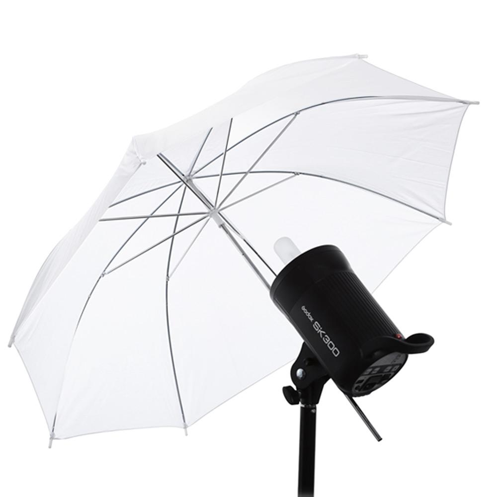 White 33inch 84cm Diffuser Translucent Photo Studio Flash Soft Umbrella Photography Soft Light Photo Studio Video Umbrella(China (Mainland))