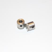 Горячая распродажа 10 шт./лот 3D принтер аксессуар мк7 нержавеющей стали экструзия передач для 1.75 мм нити с винта M4 бесплатная доставка