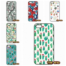 LG L70 L90 K10 Google Nexus 4 5 6 6P G2 G3 G4 G5 Mini G3S Cacti Cactus Pattern Print Cell Phone Cases Covers Shell - The End Store store