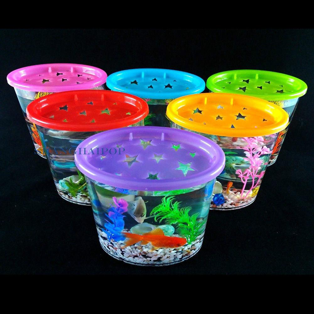 Achetez en gros aquariums ronde en ligne des grossistes for Petit aquarium rond