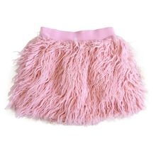EMS DHL Free New Fashion Baby GirlsTutu Skirts Pink Tassel Childrens Spring Summer Pettiskirts Kids Casual Clothing Fringe Skirt(China (Mainland))