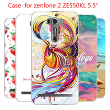5.5 inch New Fashion Perfect Design Printed Case For Asus Zenfone 2 Laser Phone Case For ASUS ZenFone 2 Laser ZE550KL Back Cover(China (Mainland))