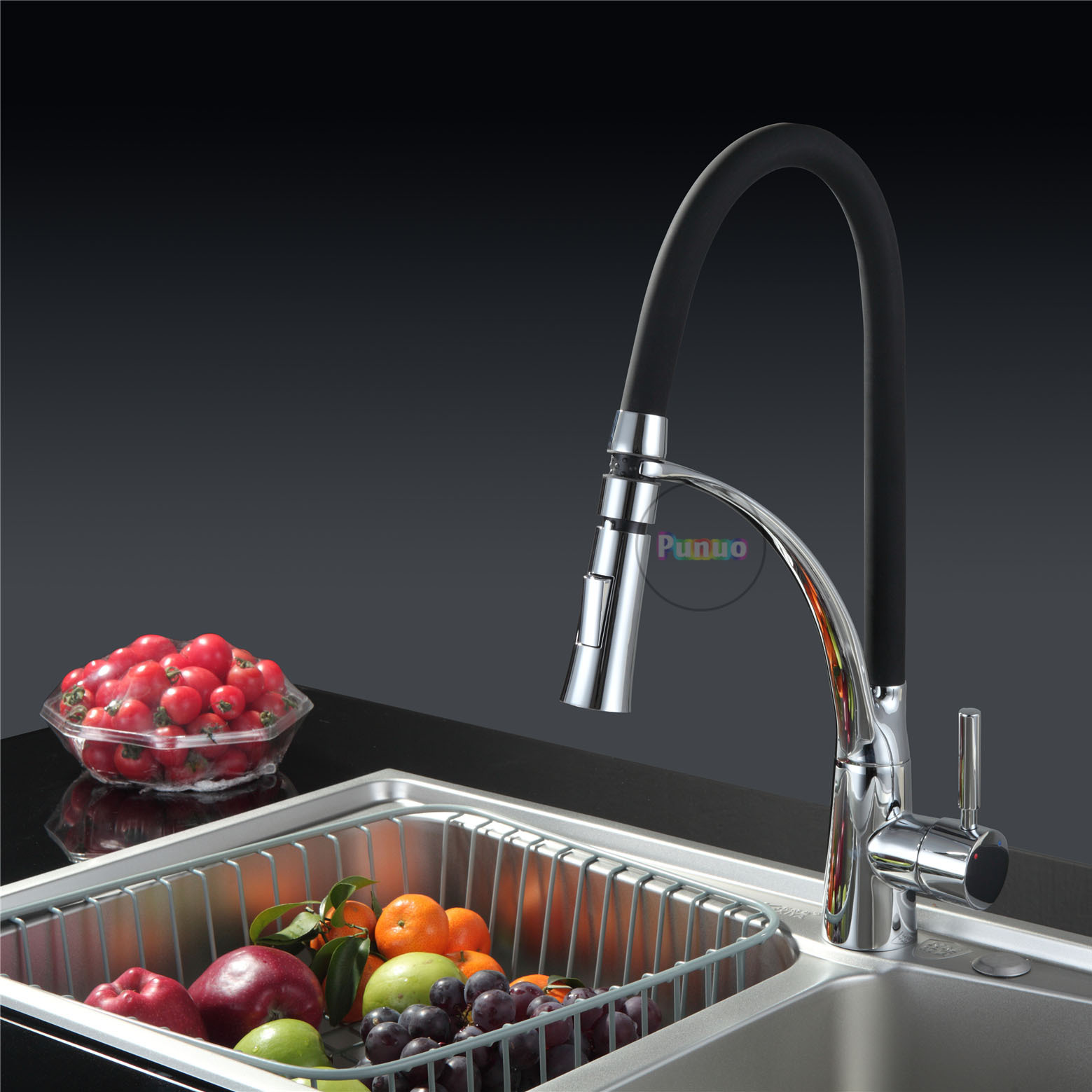 2016 Kitchen Faucet The New Kitchen Faucet Copper Color 360 Rotating Single Hole Cold Water Basin Factory Direct Wholesale(China (Mainland))