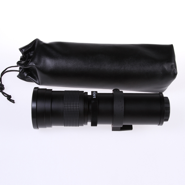420-800mm F/8.3 – F/16 Telephoto Lens for Canon Nikon Minolta Pentax Sony DSRL