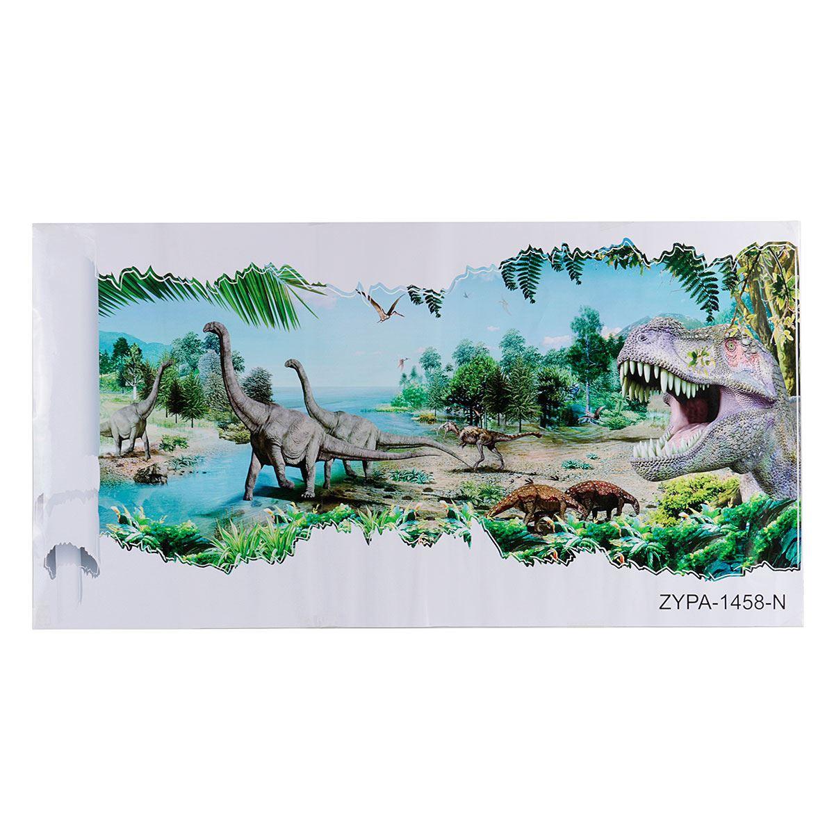 Papier Peint Autocollant Papier Peint dinosaurie Jurasic Park Papier Peint Chambre Enfant