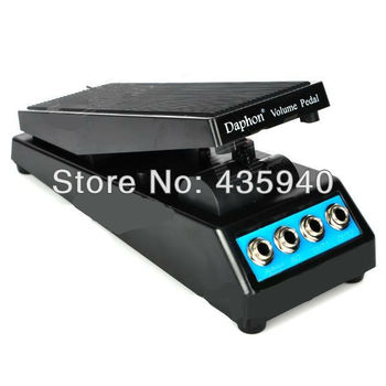 Daphon DE1511A Guitar Volume Pedal - Black