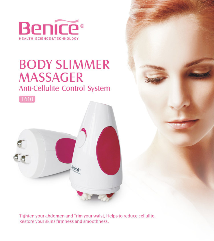 3d face-lift device electric slimming massager machine powerful face-lift wheel kneading massage device(China (Mainland))