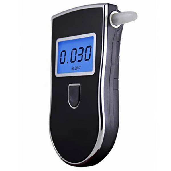 2015 new patent portable digital mini breath alcohol tester wholesales a breathalyzer test with 5 mouthpiece wholesale(China (Mainland))