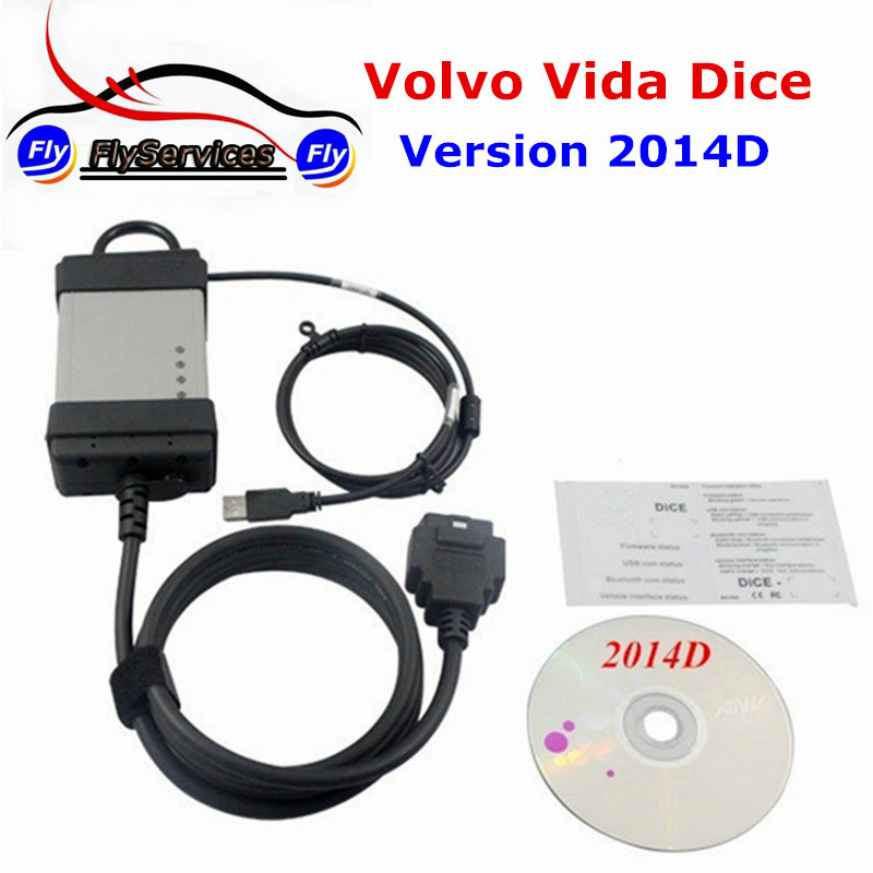 2015 Best Price Support Gasoline Cars 2014D Software Vida Volvo Dice Special For Volvo With Multi-language Volvo Vida Dice(China (Mainland))