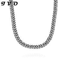 Titanium fashion chain free 316L stainless steel vintage men pendant necklace fashion jewelry(China (Mainland))