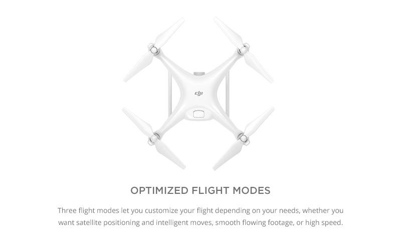 [Not contain customs tax]100% original DJI Phantom 4 With 4K Camera RC Quadcopter RTF