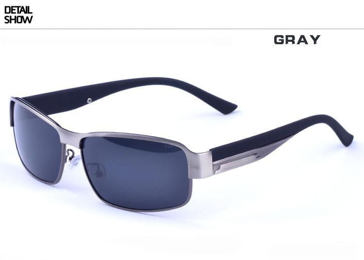 Men's Polarized Sunglasses Mirrored Driving Sun Glass Coating Goggle Eyewear Oculos de sol Fashion Style polarized lens eyewear