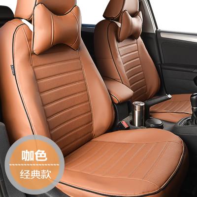 auto seat covers car leather cushion set for FORD Focus Transit Mondeo Fiesta S-MAX Explorer maverick KUGA Escape caravan E150(China (Mainland))