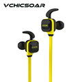 VCHICSOAR M9 Sport Bluetooth Headphones V4.0 Wireless Earphones Noise Reduction Sweatproof Stereo Earbud Headset with Microphone
