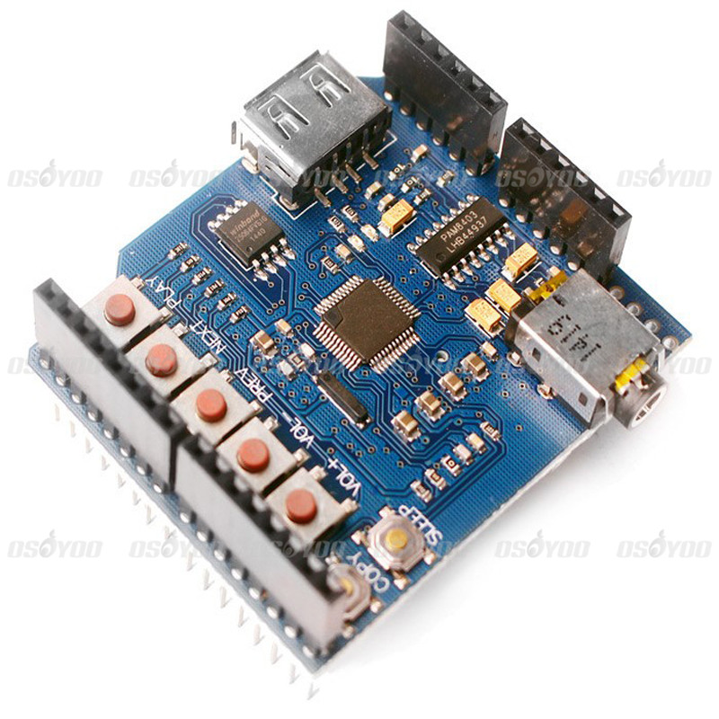 Online buy wholesale usb mp player module from china