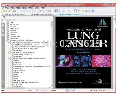 Principles and Practice of Lung Cancer 4th ed 2010 (00)(China (Mainland))