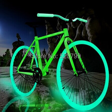 Luminous light Fixed Gear Track Bikes male and female inverted-brake bicycle 26inch Optional multi-color(China (Mainland))
