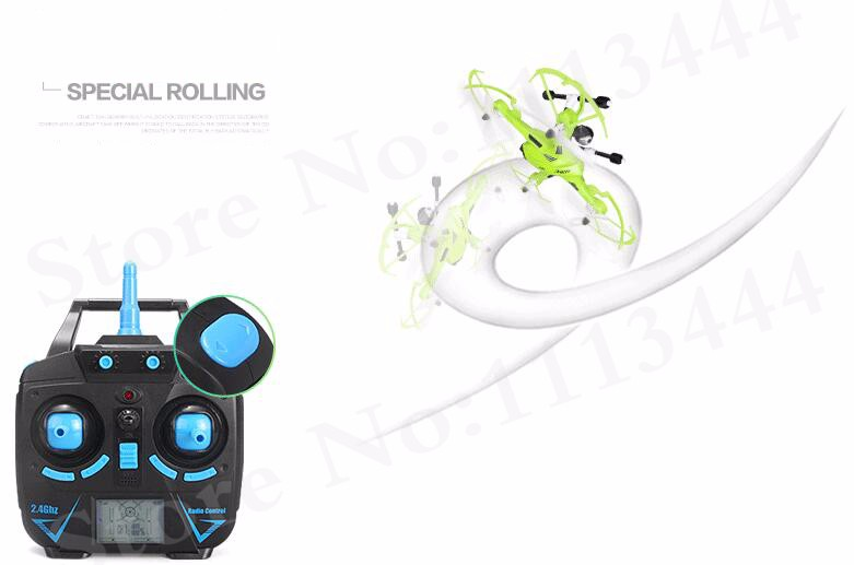 with H26W WIFI Quadcopter 14