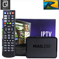 GOTiT Mag250 IPTV Box with Royal Arabic IPTV 1750 Europe France Italy Africa Turkey Persian Albanian