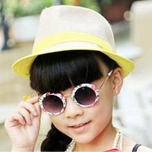 Kids Sunglasses Plastic Frame Children UV400 Shade Eyeglasses baby sunglasses 2016 Grils Oculos infantil 4 Color Glasses Boys