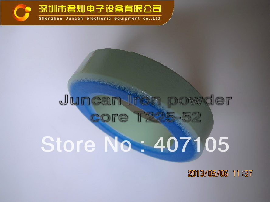 Own Factory production carbonyl iron T225-52 magnetic cores<br><br>Aliexpress