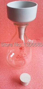 2500ml,Vacuum Suction Filter Kit,Buchner Funnel Apparatus,Heavy Wall(China (Mainland))