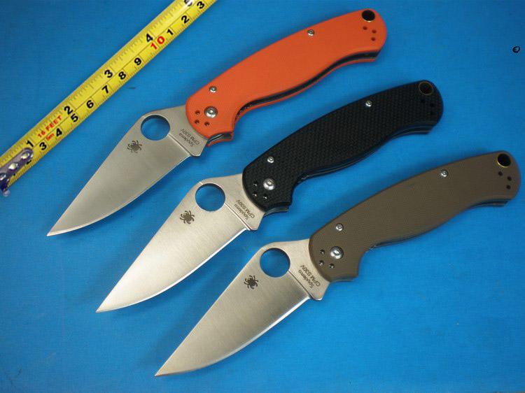 Охотничий нож Spyderco C81 GP2 CPM S30V 60HRC G10 KR04