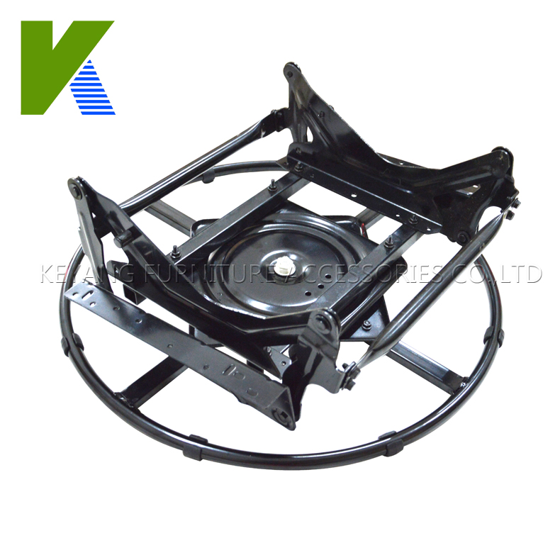 Recliner Chair Mechanism With Turnable Swivel Plate KYC002(China (Mainland))