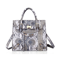 2016 New European and American Style PU Lady s Satchels Serpentine Shoulder Bags