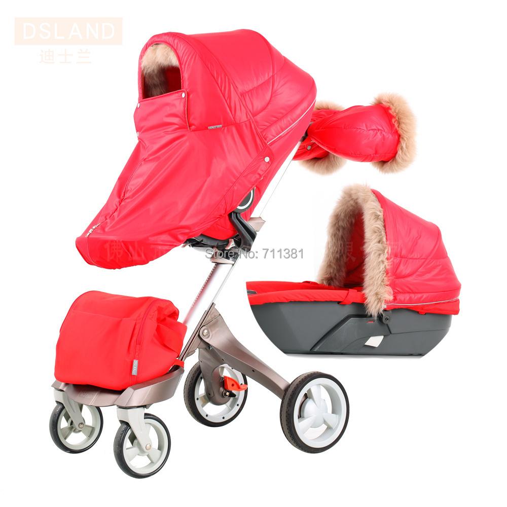 Больше удобные младенцы на колёсиках с зима комплект держать младенцы в тёплый вне младенцы дети коляска 2 пакеты лучший подарок чтобы новорожденного