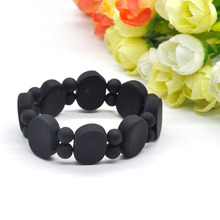 Create a healthy natural treatment function and cosmetic brand elastic rope chain bracelet sent people preferred free delivery(China (Mainland))