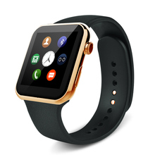 New Arrival A9 Bluetooth Smart Watch For IOS Apple iPhone & Samsung Android Phone Smartphone Watch