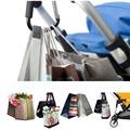 Black Pram Hook Baby Stroller Hook Clips Baby Stroller Organizer Accessories Pram Hanger Hooks For Baby
