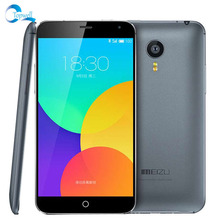 Original Meizu MX4 MX 4 4G LTE Cell Phones MTK6595 Octa core 16GB 32GB 5.36″ IPS OGS 20.7MP OTG GPS WCDMA Flyme4 Android 4.4