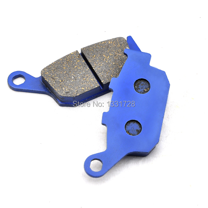 Brand New Motorcycle Honda CB400 92-95 Rear Brake Pads - Handsome Accessories store