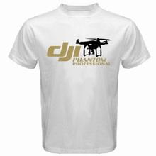 Phantom Pilot DJI Drone Fashion Men's t shirt New Summer Shorts Top Fashion Design Printed 100% Cotton O-neck Tee Shirt S-3XL