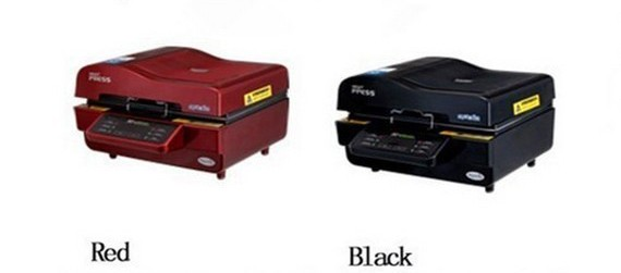 Купить Многофункциональный 3D тепла печатная машина DX-048 Для Телефонных Случаях Чашку Плиты Плитки Печати 3D Сублимации Передачи Машина