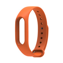 Buy Xiaomi Miband 2 Colorful Silicone Replace Belt Strap Mi Band 2 Smart Wristband Bracelet Replacement Band Accessories for $2.20 in AliExpress store
