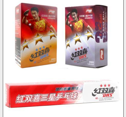720x DHS 3-star (3 star 3star) 40mm Table Tennis Balls for PingPong 2015 Factory At a loss Direct Selling Genuine(China (Mainland))