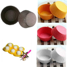 480 PCS Paper Cake Cup Liners Baking Cup Muffin Kitchen Cupcake Cases & Happy Kitchen Time forma de silicone Smile(China (Mainland))