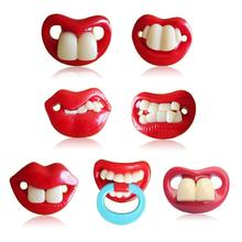 New Billy Bob Pacifiers Dummy Baby Teether Pacy Orthodontic Nipples Funny Roy Toys Free Shipping Wholesale(China (Mainland))