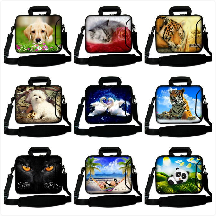"""2014 New Style Laptop Sleeve Bags,Portable Notebook Internet Pad Computer Tote Bag / Case , 12"""" 13.3"""" 14"""" 15.6"""" 17""""shoulder bag(China (Mainland))"""