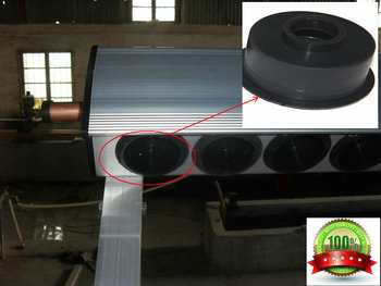 Rubber Plug for Heat pipe solar Collectors