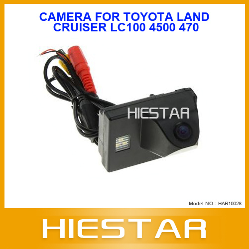 car rearview Camera Car Rear View Reverse backup for Toyoto  Reiz/ LAND CRUISER 200 CCD
