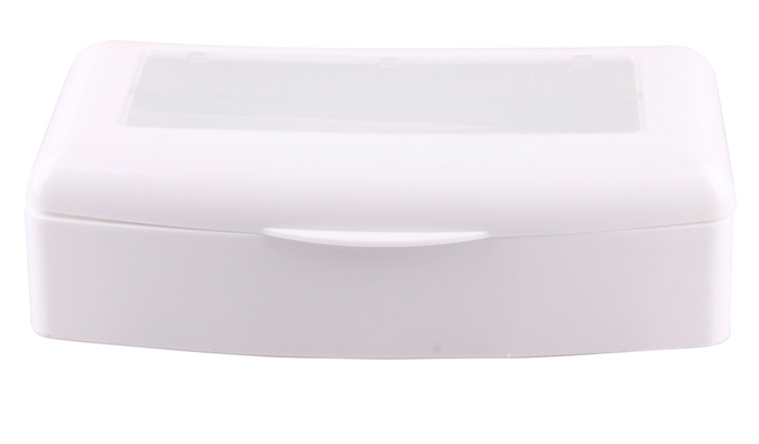 Pro Sterilizer Tray Box Sterilizing Clean Nail Art Salon Portable Tool #26972(China (Mainland))